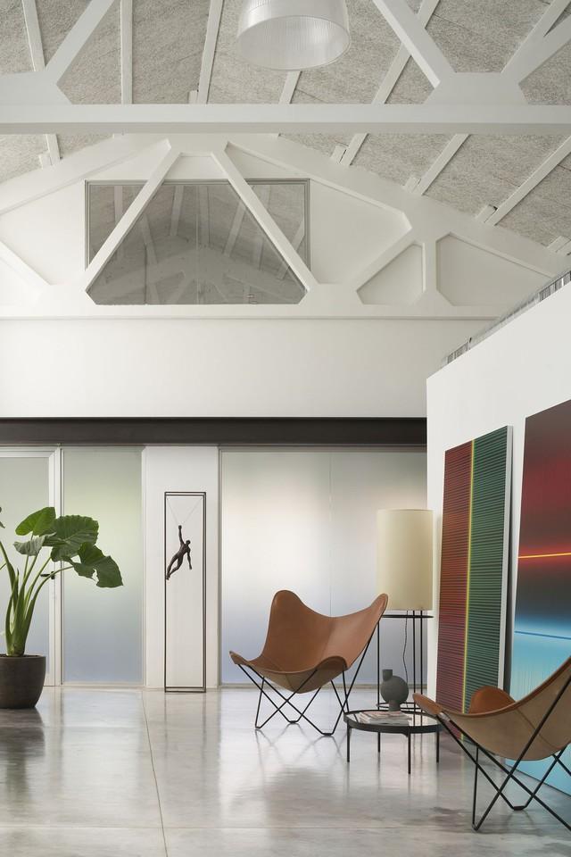 Ngôi nhà có phong cách độc đáo giúp chủ nhân luôn tìm được sự cân bằng sau một ngày làm việc mệt mỏi - Ảnh 5.