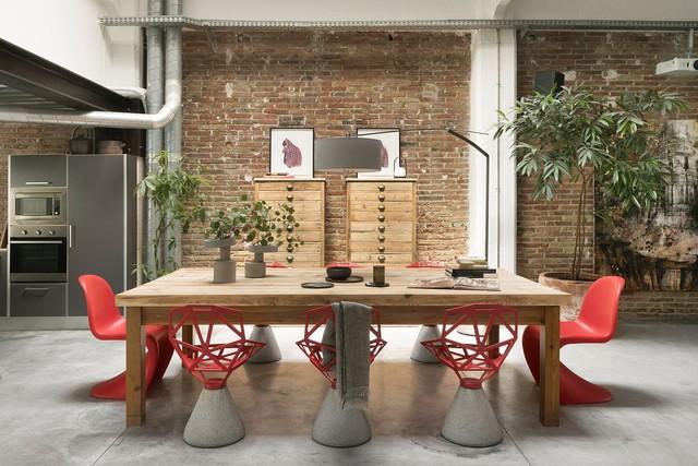 Ngôi nhà có phong cách độc đáo giúp chủ nhân luôn tìm được sự cân bằng sau một ngày làm việc mệt mỏi - Ảnh 7.