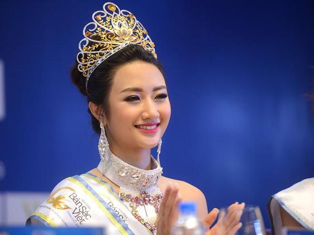 Hoa hậu Việt gây tranh cãi vì lấy chồng đại gia hơn 19 tuổi khi vừa đăng quang bây giờ ra sao? - Ảnh 1.