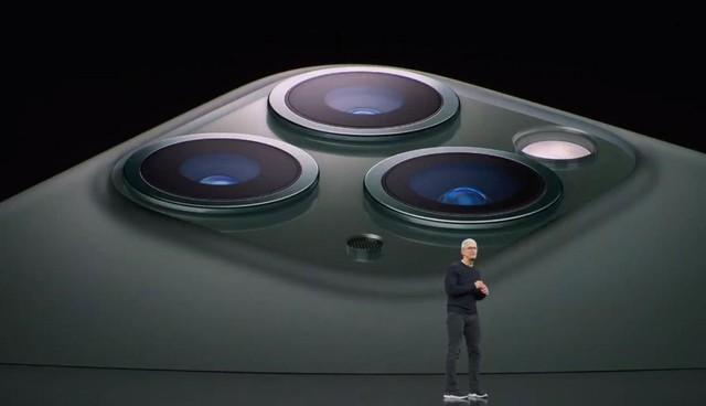 Những nâng cấp đáng chú ý trên camera iPhone 11 - Ảnh 1.