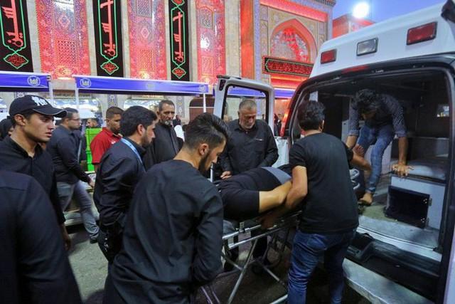 Giẫm đạp tại lễ hội, hơn 30 người thiệt mạng - Ảnh 1.