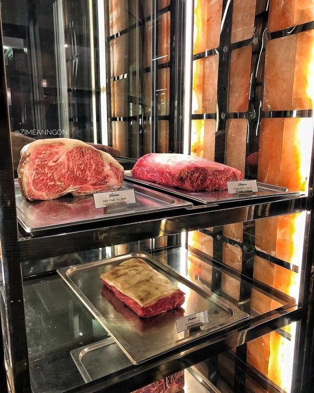 5 nhà hàng steak đắt xắt ra miếng nổi tiếng ở Hà Nội - Ảnh 7.
