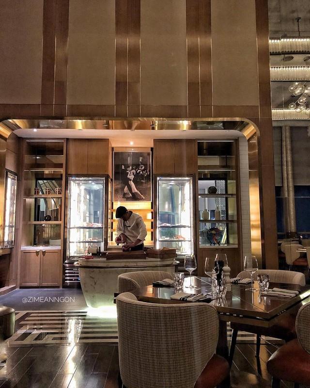 5 nhà hàng steak đắt xắt ra miếng nổi tiếng ở Hà Nội - Ảnh 8.