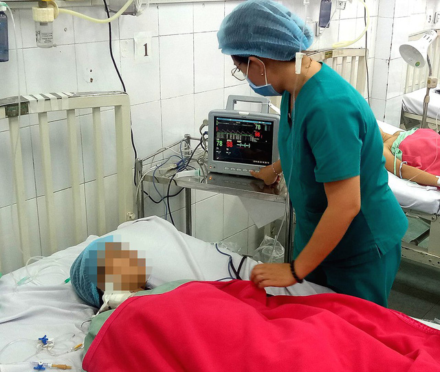Cô gái bị vỡ tử cung vì thai làm tổ ở vị trí đặc biệt - Ảnh 2.