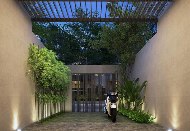 Thiết kế nhà ống 3 tầng 80m² với tổng chi phí hơn 900 triệu đồng - Ảnh 4.
