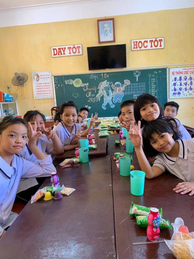 Hải Phòng: Trung thu khác lạ ở ngôi trường đặc biệt - Ảnh 5.