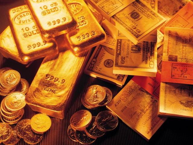 Giá vàng hôm nay 14/9: Vàng trong nước tăng vọt, vàng thế giới lao dốc - Ảnh 1.