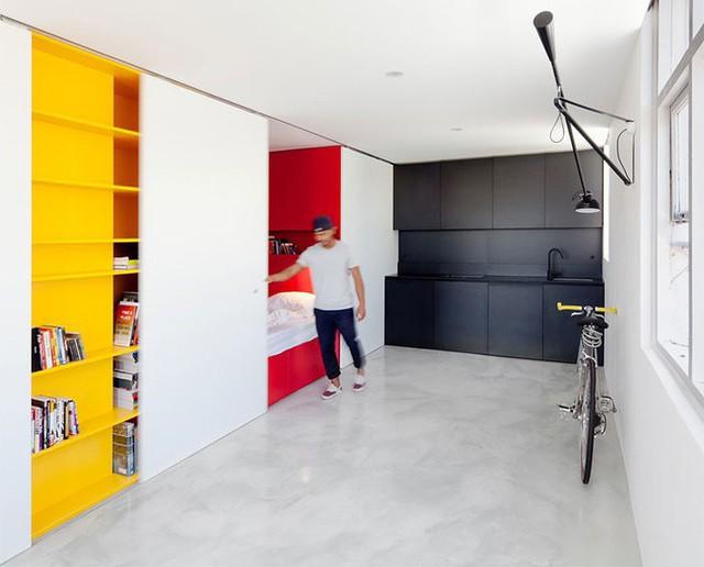10 căn hộ nhỏ với thiết kế tinh xảo, nhiều người có nhà to cũng phải vật vã phát thèm - Ảnh 2.