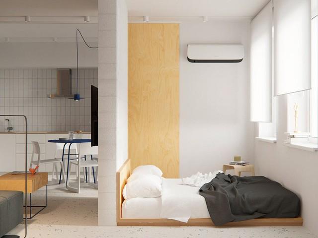 Tận dụng màu trắng căn hộ nhỏ của bạn sẽ được nới rộng một cách bất ngờ đấy - Ảnh 21.