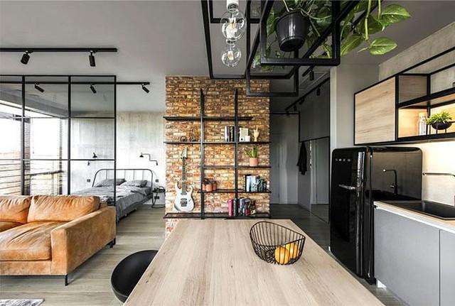 10 căn hộ nhỏ với thiết kế tinh xảo, nhiều người có nhà to cũng phải vật vã phát thèm - Ảnh 10.