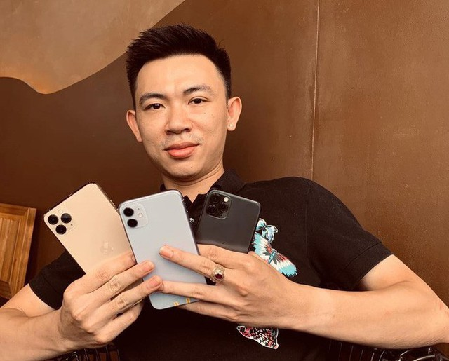 Người Việt đầu tiên có iPhone 11: Có người trả giá 100 triệu đồng nhưng tôi không bán - Ảnh 1.