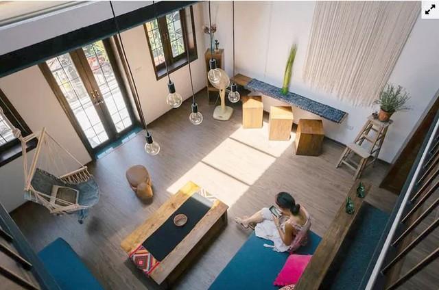 Nhà cổ hoang tàn ở Hà Nội đẹp như khách sạn sau sửa  - Ảnh 10.