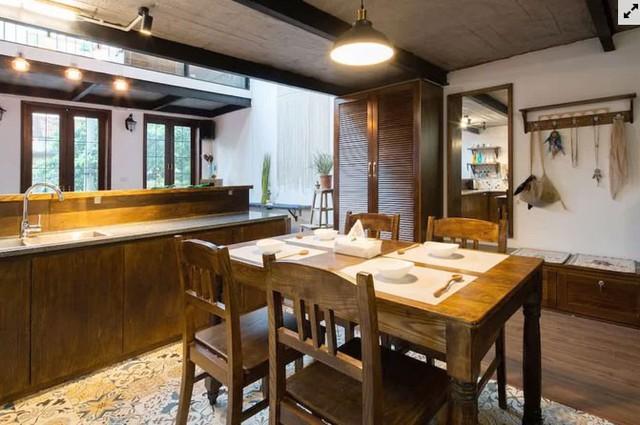 Nhà cổ hoang tàn ở Hà Nội đẹp như khách sạn sau sửa  - Ảnh 7.