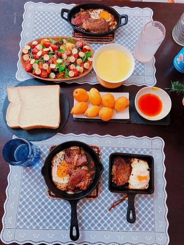Sống ở Nhật nhưng sáng nào cũng nấu món Việt Nam, 8X khiến chị em giục mở quán ăn - Ảnh 3.