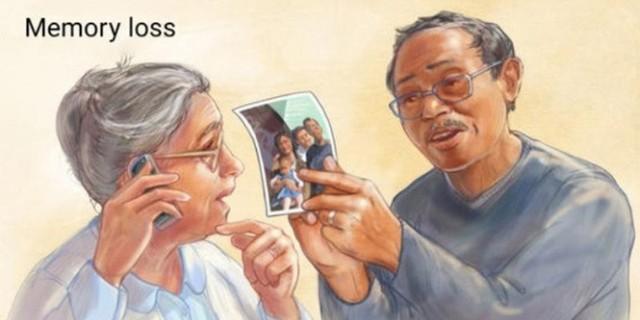 Dấu hiệu nhận biết và cách phòng tránh bệnh suy giảm trí nhớ ở người cao tuổi - Ảnh 2.