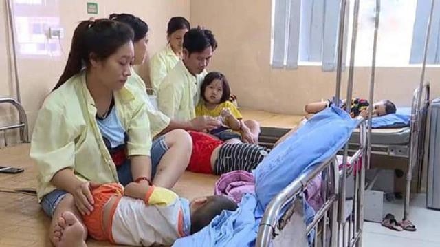 Diễn biến mới nhất vụ gần 100 trẻ mầm non nhập viện ở Phú Thọ - Ảnh 1.