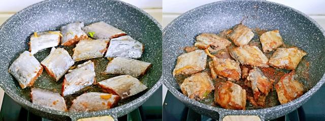 Cách làm món cá rim mặn khiến cơm hết nhanh đến hốt hoảng - Ảnh 3.