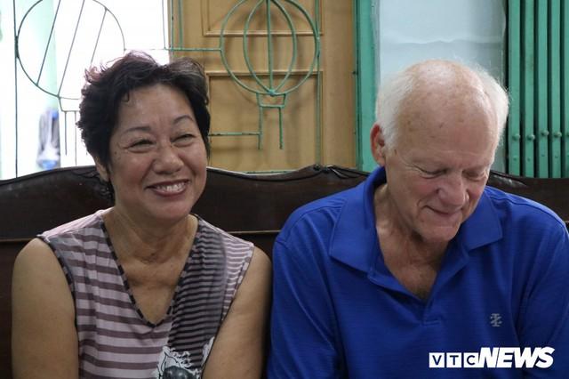 Cựu binh Mỹ tìm lại bạn gái Việt: Kết thúc nào cho mối tình cổ tích? - Ảnh 3.