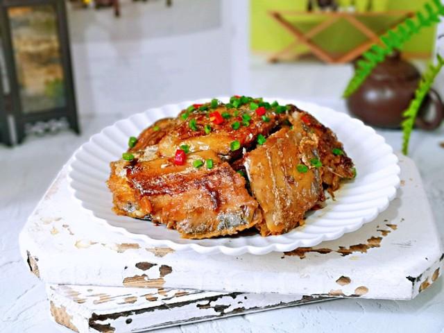 Cách làm món cá rim mặn khiến cơm hết nhanh đến hốt hoảng - Ảnh 5.