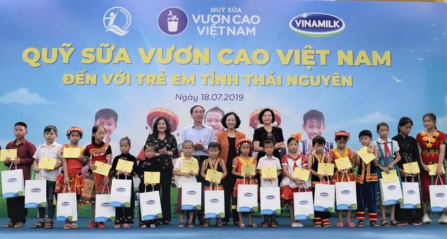 Nỗ lực vì sứ mệnh: Để mọi trẻ em đều được uống sữa mỗi ngày - Ảnh 1.