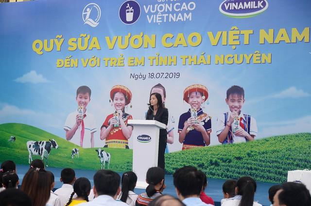 Nỗ lực vì sứ mệnh: Để mọi trẻ em đều được uống sữa mỗi ngày - Ảnh 2.