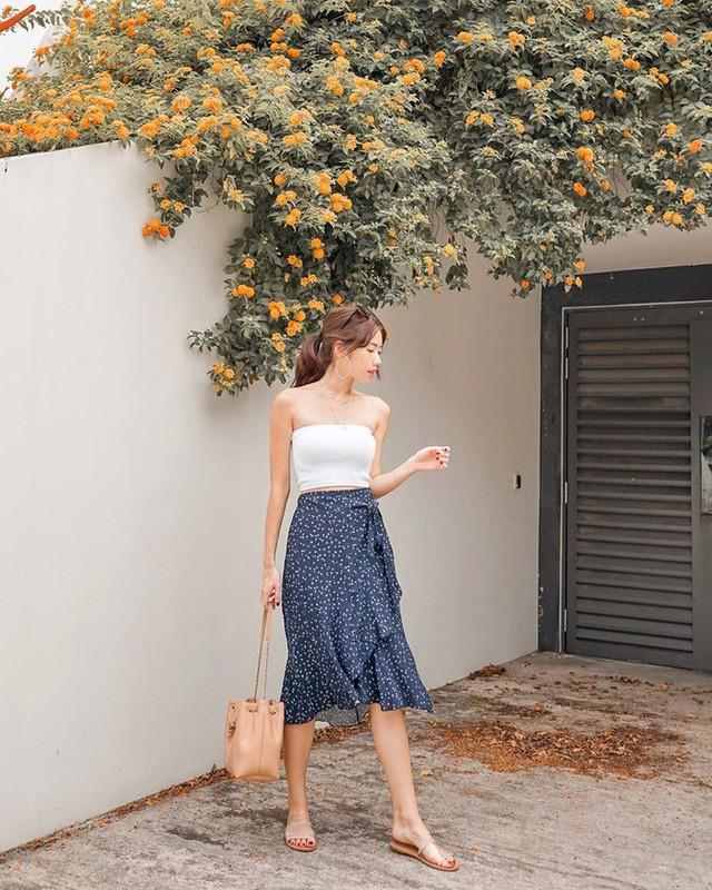 Đơn giản mà vẫn cuốn hút đây là phong cách nàng công sở học ngay để lên đồ cho cả tuần mặc đẹp - Ảnh 12.
