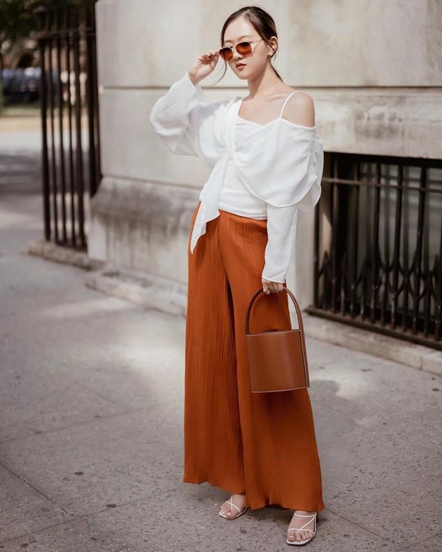 Đơn giản mà vẫn cuốn hút đây là phong cách nàng công sở học ngay để lên đồ cho cả tuần mặc đẹp - Ảnh 3.