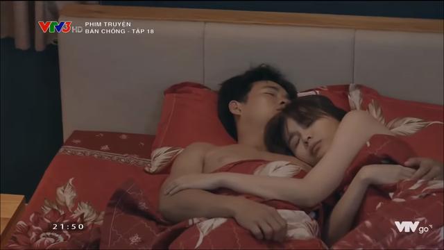 Bán Chồng tập 18: Bỏ mặc vợ tai nạn để lên giường cuồng nhiệt với sếp xinh đẹp nhưng hóa ra Vui lại bị oan thế này - Ảnh 7.