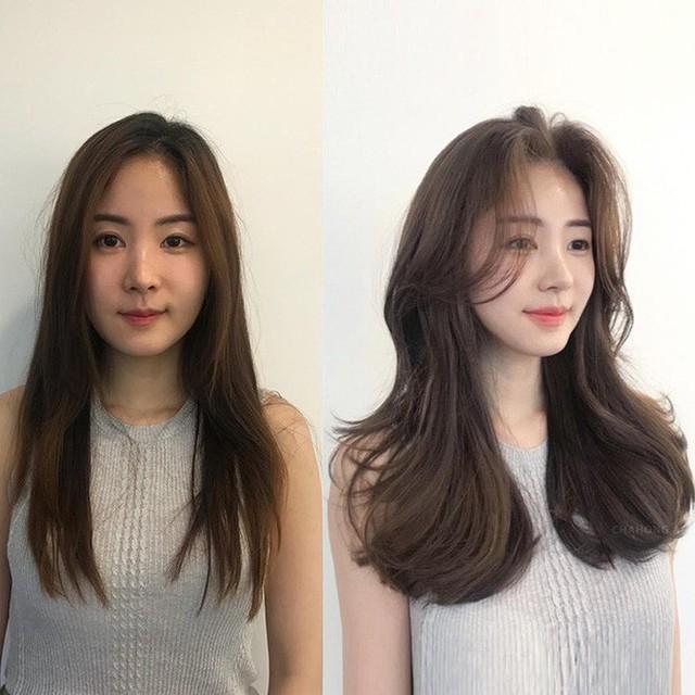 12 màn lột xác khiến bạn phải công nhận ma thuật của tóc xoăn và muốn đặt lịch làm xoăn ngay để đón thu - Ảnh 3.