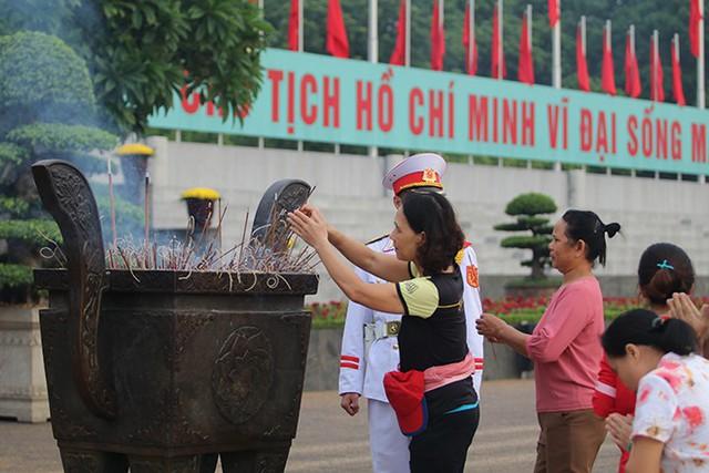 Hà Nội thanh bình trong ngày Quốc khánh - Ảnh 5.