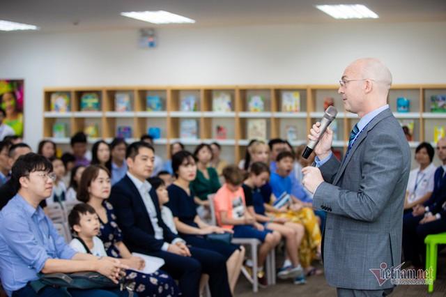 Hà Nội công bố danh sách trường học có yếu tố nước ngoài - Ảnh 1.