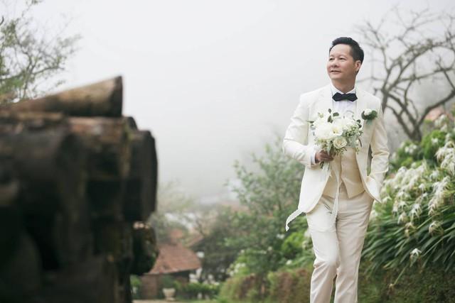 Vợ chồng Phan Như Thảo kỷ niệm ba năm chung sống - Ảnh 1.