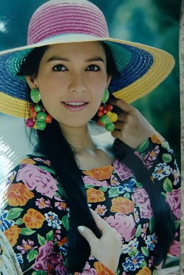 Nhìn lại nhan sắc dàn mỹ nhân sở hữu mắt to hút hồn của showbiz Việt qua từng thời kỳ - Ảnh 6.