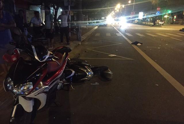Chủ nhiệm UBKT ở Hà Tĩnh gây tai nạn khiến 2 người thương vong khi có hơi men - Ảnh 2.