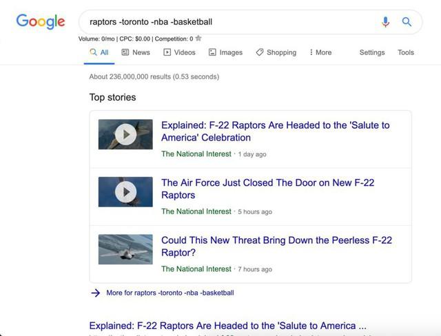 Những mẹo hay giúp bạn sử dụng Google Search tốt hơn - Ảnh 2.