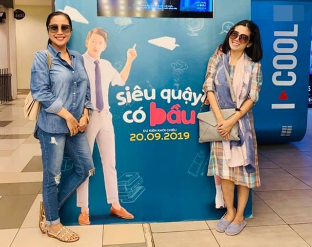 Ốc Thanh Vân đưa Mai Phương đi xem phim - Ảnh 2.