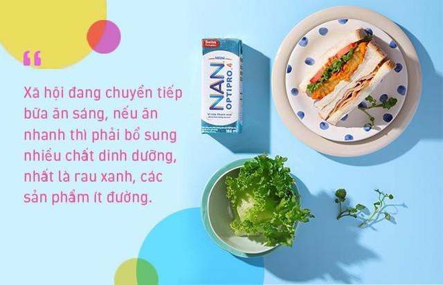 Ăn sáng no hay ăn ngon chưa đủ, cho trẻ ăn đúng thành phần dinh dưỡng trẻ mới cao lớn, thông minh - Ảnh 3.