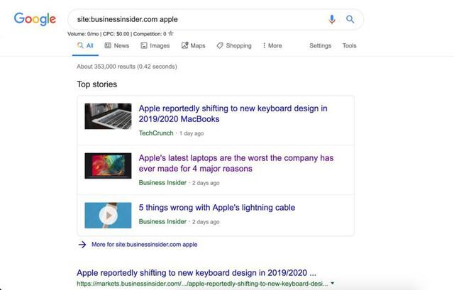 Những mẹo hay giúp bạn sử dụng Google Search tốt hơn - Ảnh 4.