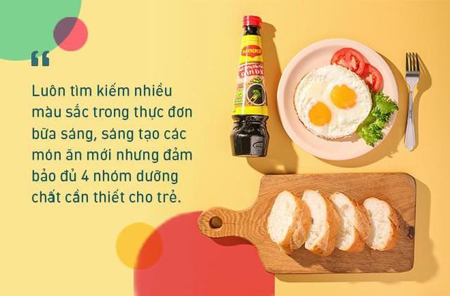 Ăn sáng no hay ăn ngon chưa đủ, cho trẻ ăn đúng thành phần dinh dưỡng trẻ mới cao lớn, thông minh - Ảnh 4.