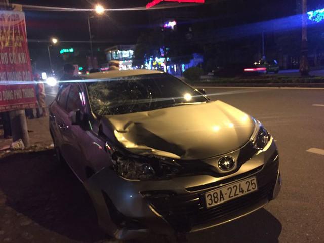 Khởi tố Chủ nhiệm UBKT ở Hà Tĩnh gây tai nạn khiến 2 người thương vong khi có hơi men - Ảnh 1.