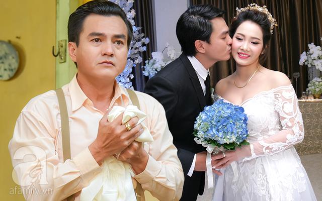 Tiếng sét trong mưa: Cao Minh Đạt cưới vợ kém 8 tuổi, khao khát có con ở tuổi 44 và nỗi sợ bà xã xem cảnh nóng - Ảnh 1.