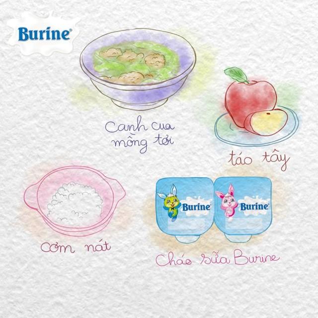 Gợi ý 4 thực đơn kết hợp bữa phụ tiện lợi lại thơm ngon cho bé 1 - 3 tuổi - Ảnh 2.