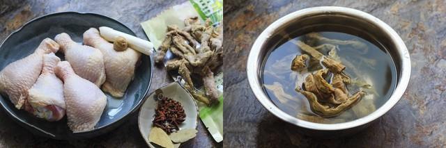 Gà kho măng món ngon đậm đà dễ làm cho bữa tối - Ảnh 1.