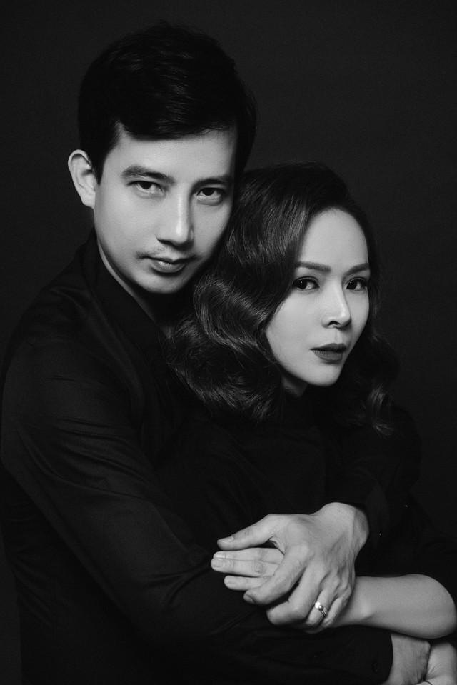 Nữ diễn viên đanh đá nhất màn ảnh Việt Diễm Hương chia sẻ về chuyện hôn nhân - Ảnh 1.