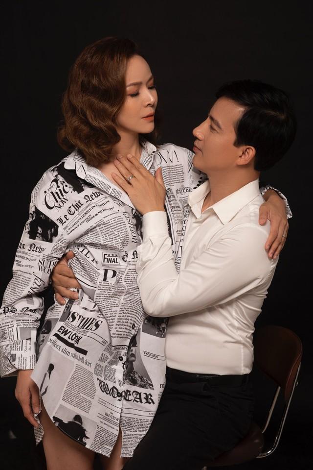 Nữ diễn viên đanh đá nhất màn ảnh Việt Diễm Hương chia sẻ về chuyện hôn nhân - Ảnh 2.