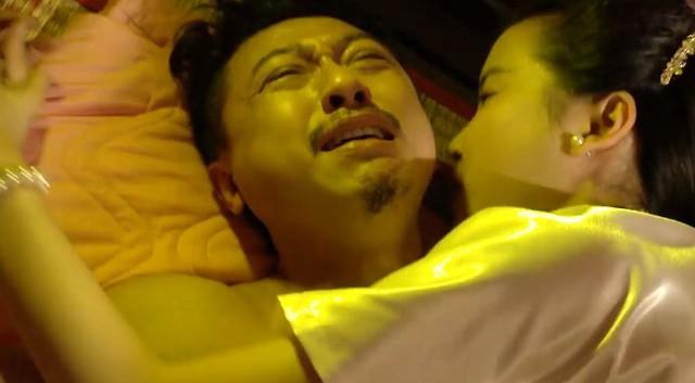 Cao Thái Hà: Tôi sợ khi xem lại cảnh nóng với Hứa Minh Đạt - Ảnh 3.