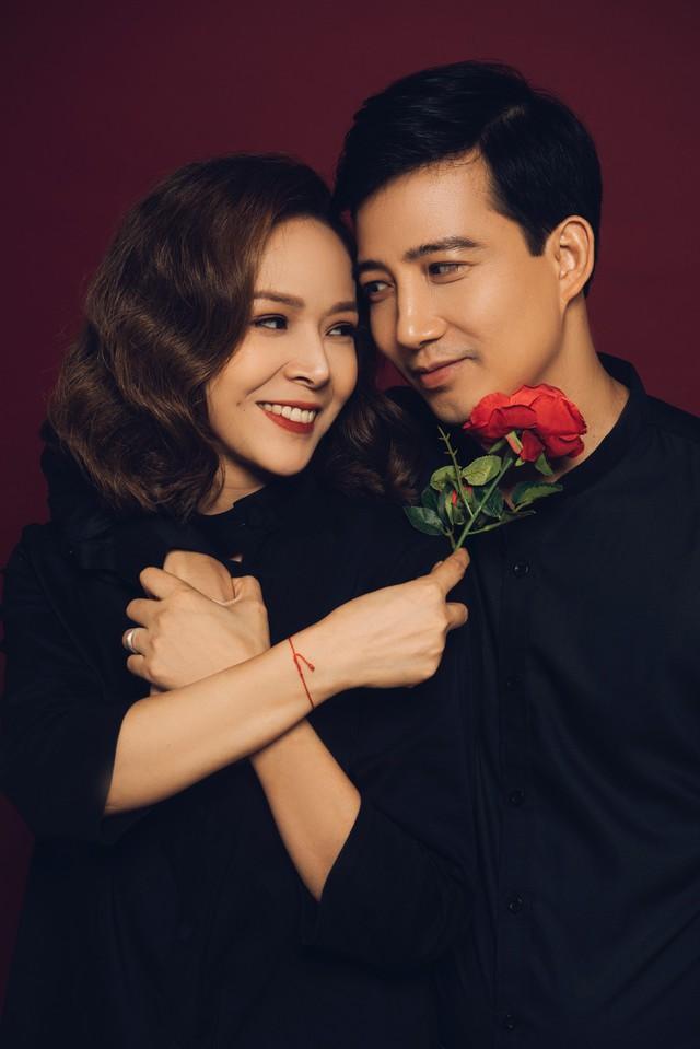 Nữ diễn viên đanh đá nhất màn ảnh Việt Diễm Hương chia sẻ về chuyện hôn nhân - Ảnh 4.