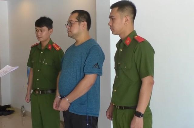 Khởi tố 5 người Trung Quốc sản xuất clip sex ở Đà Nẵng - Ảnh 1.