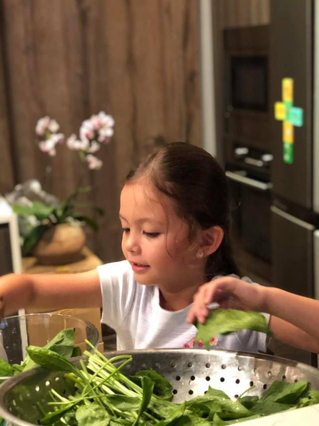 Mới 7 tuổi, con gái diva Hồng Nhung đã sở hữu nhan sắc thiên thần lai đẹp đến khó rời mắt - Ảnh 8.