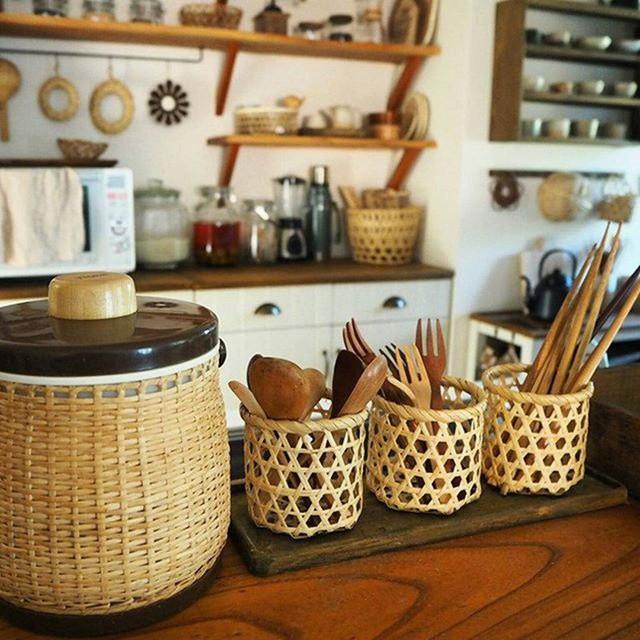 Những gợi ý không thể tuyệt hơn giúp phân chia ngăn kéo để lưu trữ đồ trong bếp vô cùng tiện lợi - Ảnh 9.